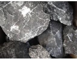 Kalksteen brokken